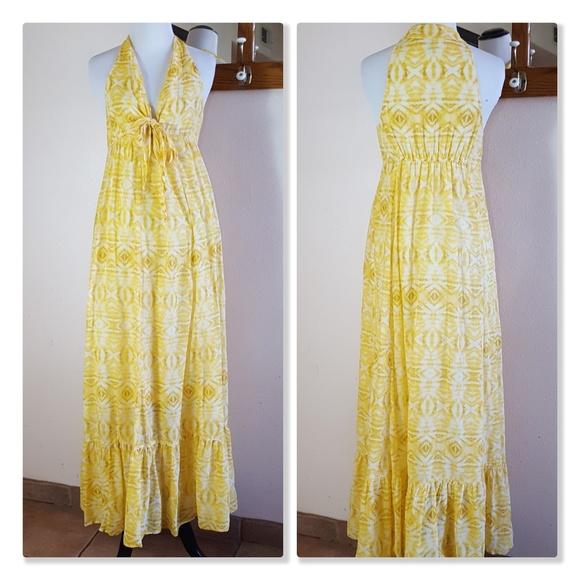 c13d59808cc1 Anthropologie Dresses   Skirts - Anthropologie Lil Momentos Sz 4 Tie Dye  Maxi Dress